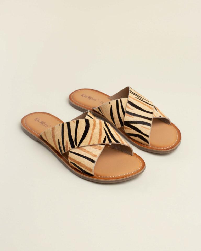 Zapato hebillas Primigi print