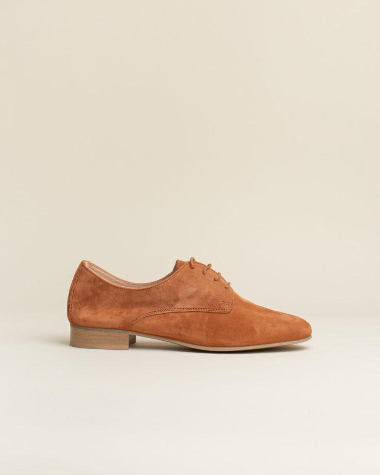 Zapato Cordon Wedo - Cuero