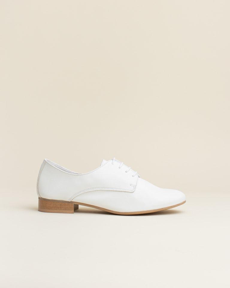 Zapato Cordon Wedo - Blanco
