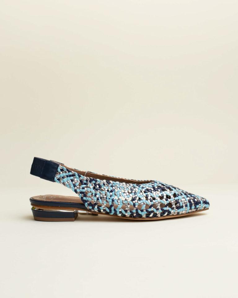 Zapato Trenzado Pedro Miralles - Azul Multi
