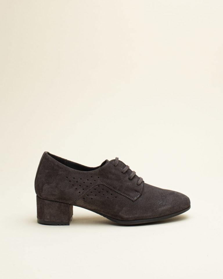 Zapato Cordón Gaimo - Gris