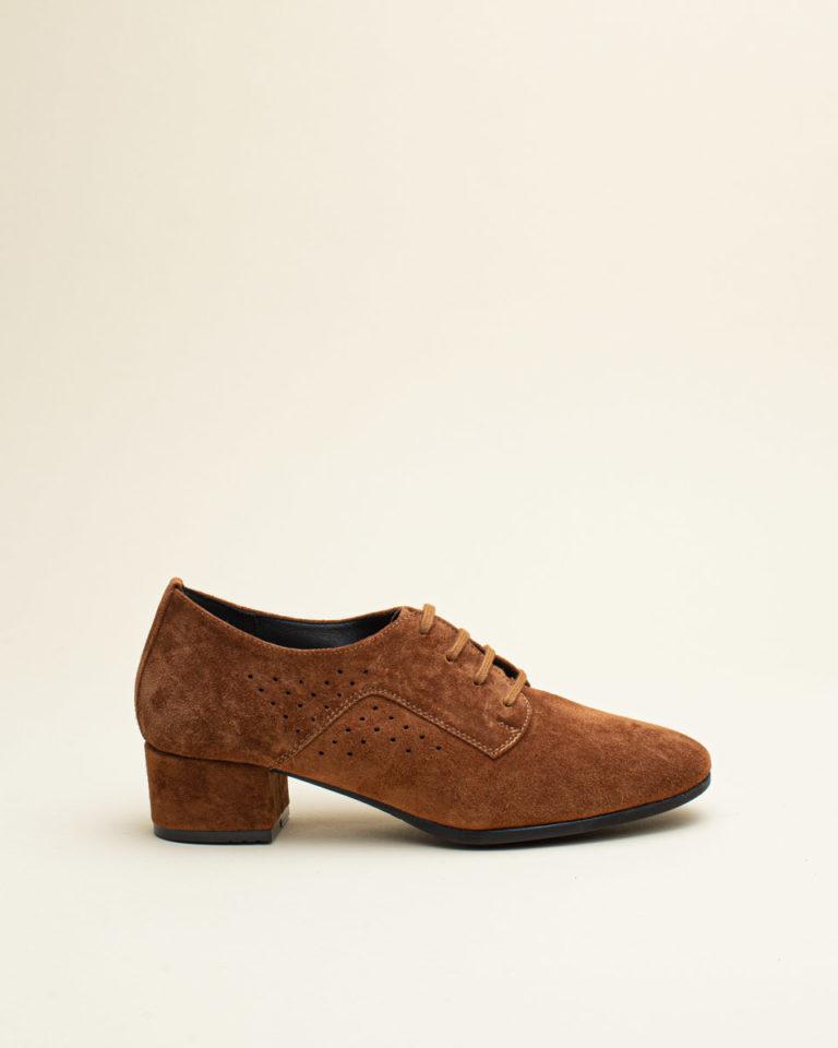 Zapato Cordón Gaimo - Cuero